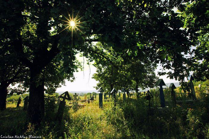 Cimitirul Vesel si Manastirea Sapanta - Peri @ Cristina Nichitus Roncea http://nichitus.ro