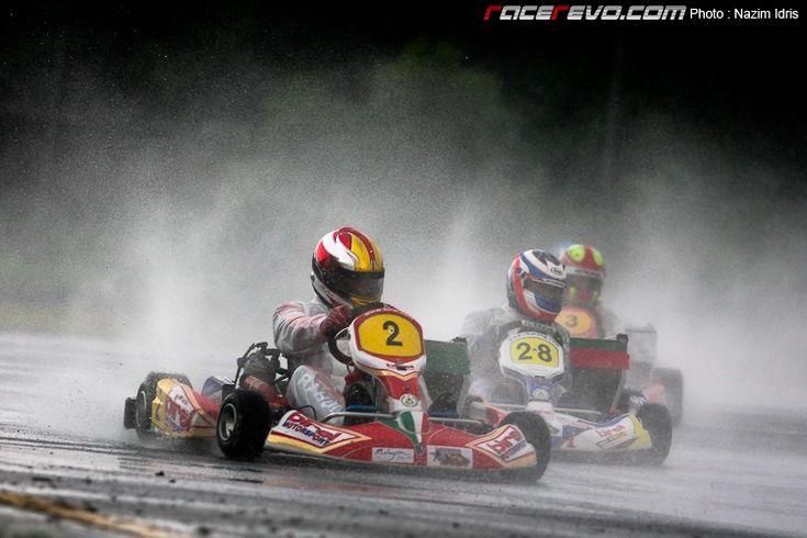 LBP Karting dohazování zlyhala