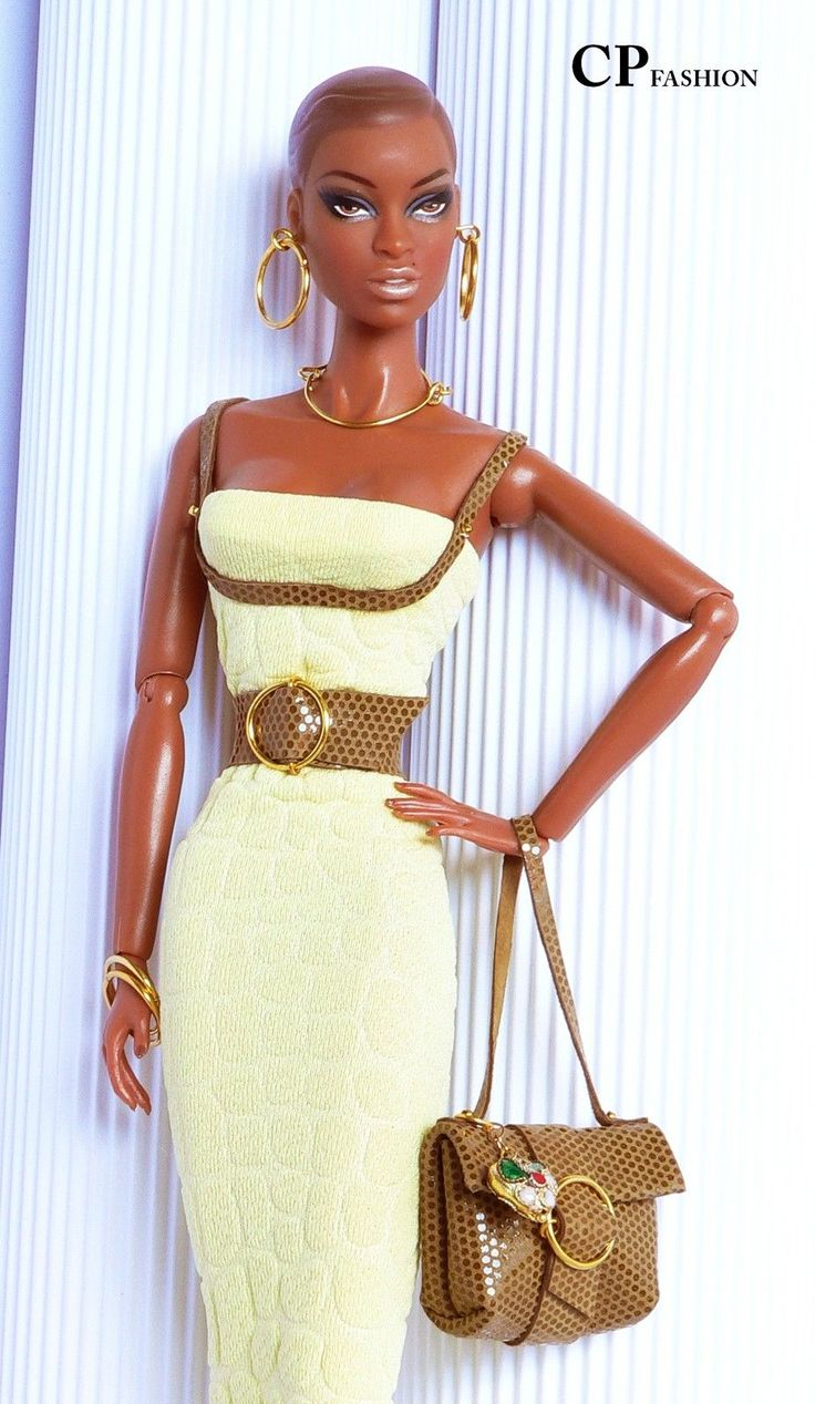 CP ITALIAN STYLE handmade outfit for FASHION ROYALTY TALL BODY