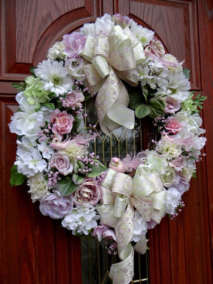 105 best Victorian Wreaths images on Pinterest | Christmas ...