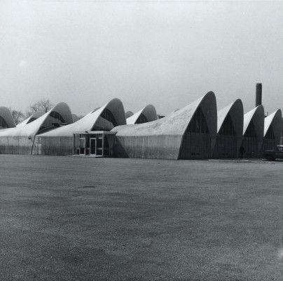 Bertrand Goldberg, Brennenman School.