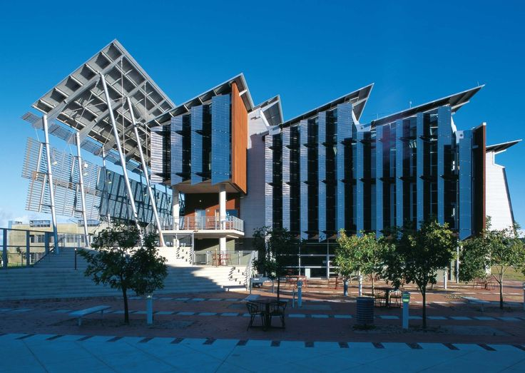 University of The Sunshine Coast Library | Sippy Downs, Queensland | 1997 - Lawrence Nield