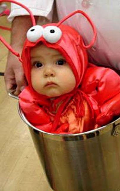 Quick Diy Baby Halloween Costumes