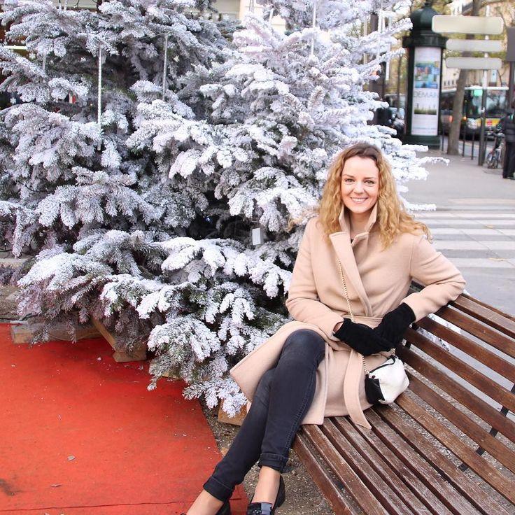 Bonjour Paris! Привет декабрь! Всем желаю (с)нежной зимы и душевного тепла! by mashagavr