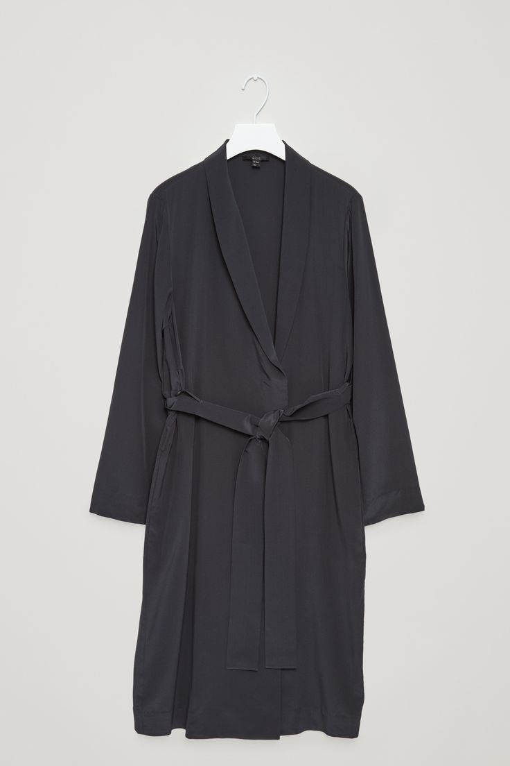 COS | Silk blazer dress