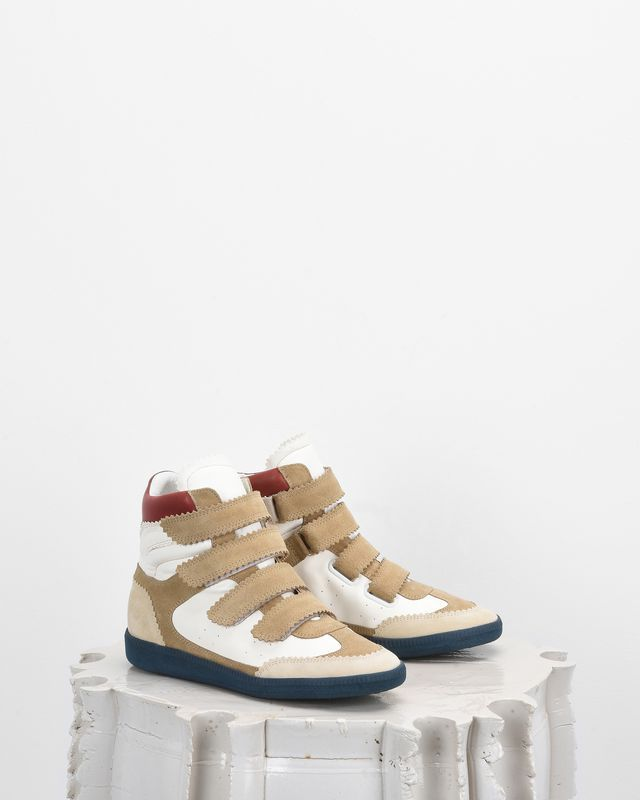 0f341825a30 BILSY wedge heel Velcro sneakers ISABEL MARANT | spring/summer ...