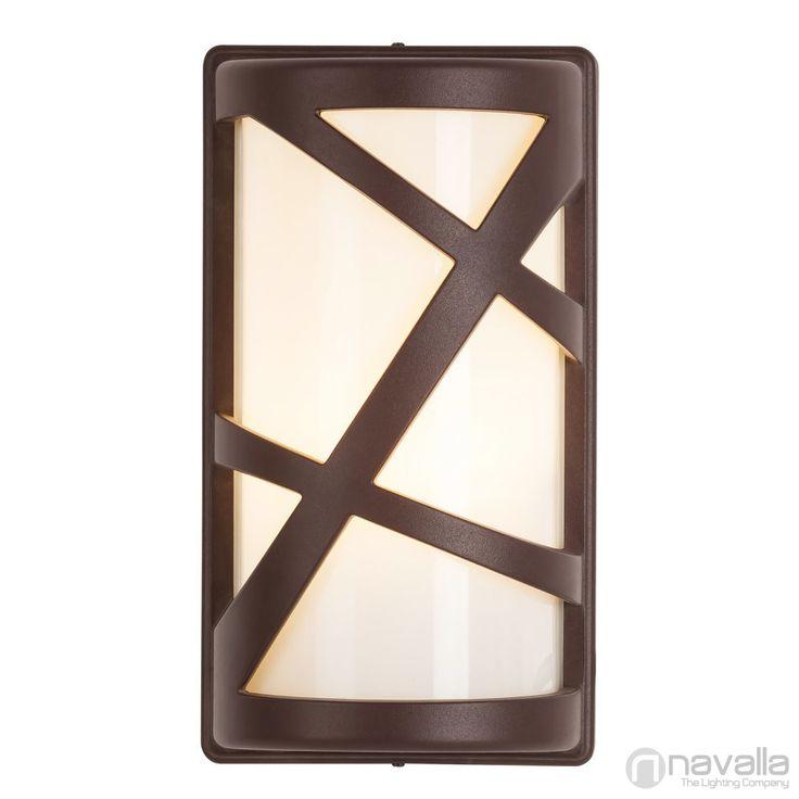 Durango - Rábalux 8766 - Aplică exterior - gri alb 1 x E27 max. 40W 14,6 x 26,7 x 9,8 cm [RABALUX-8766] - 121 RON