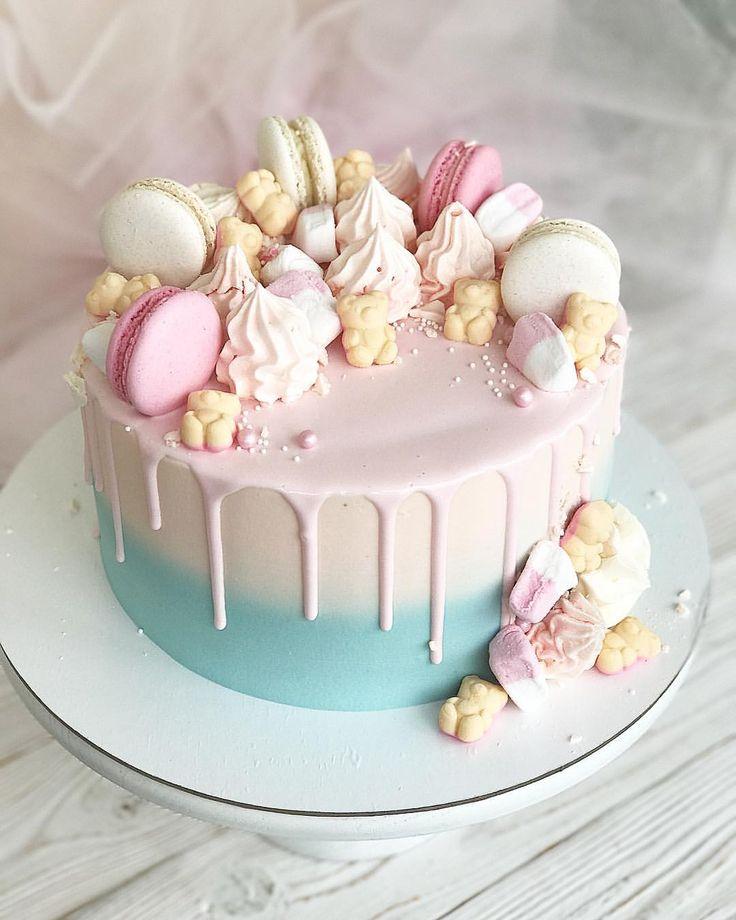 68 отметок «Нравится», 1 комментариев — Торты в Туле (@julee_cake) в Instagram: «Вечер милых тортиков»