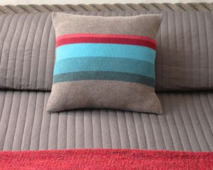 Image of CUSHION - GREY http://www.lucydonnell.co.uk/category/cushions