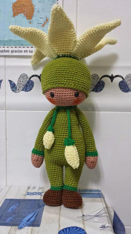 Zabbez Crochet Patterns : ... crocheted dolls winnie crochet waterlily winnie generic crocheted den