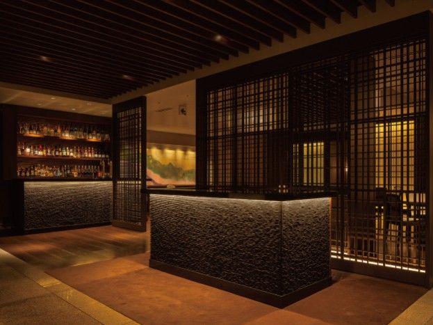 あたみ石亭 Premium Dining 雲珠 1/2|納入事例|LED照明「Luci」|株式会社プロテラス