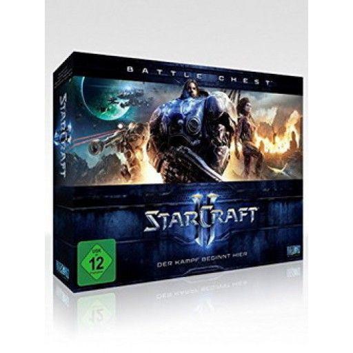 StarCraft II  Battlechest  PC in Strategiespiele FSK 12, Spiele und Games in Online Shop http://Spiel.Zone