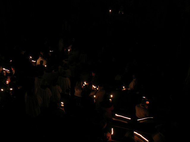 immaculate mary  lourdes   03-22-08 Easter Vigil Mass, Mary Immaculate of Lourdes, Newton, MA IMG ...