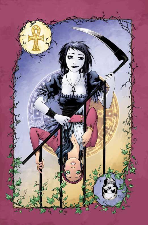 Death and Madame Xanadu •Amy Reedler Hadley