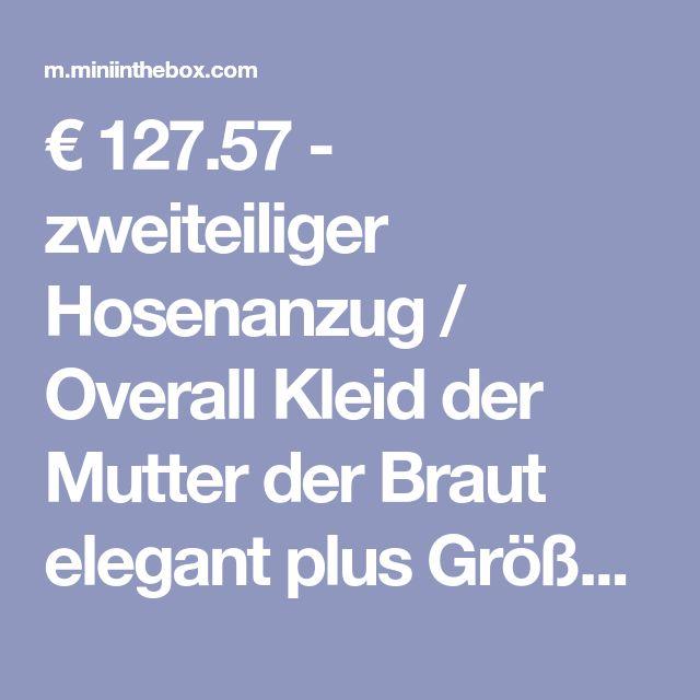 € 12757  zweiteiliger hosenanzug  overall kleid der