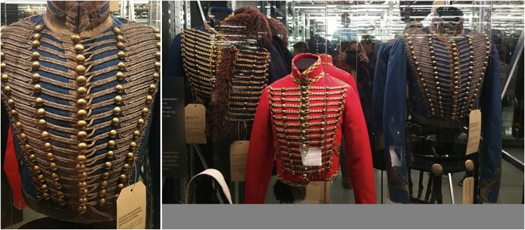 Hussars, 1813-1841. The Hungarian huszarok were famous and notorious cavalrymen. The Dutch army also had hussar regiments. Likethe Hungarians they were highly distinctive uniforms. The dolman (short, tasselled jacket) was the most characteristic. — at Nationaal Militair Museum Holland.