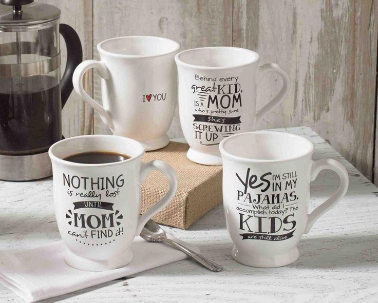 Mud Coffee Mugs