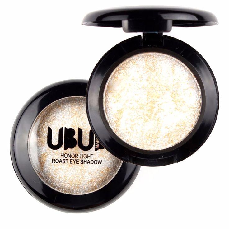 Tunggal Panggang Tahan Lama Eye Shadow Powder Palet Eyeshadow Makeup 12 Warna Maquiagem