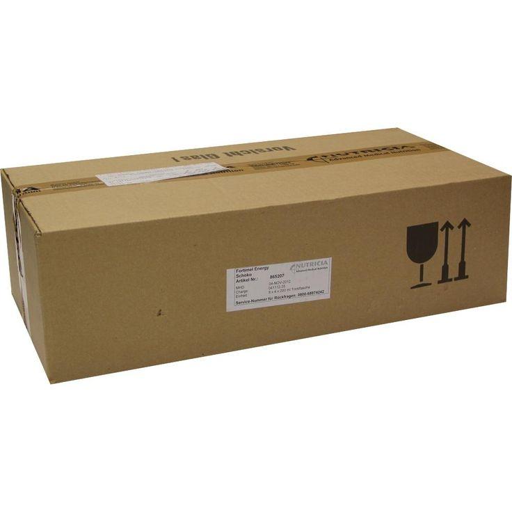 FORTIMEL Energy Schokoladengeschmack:   Packungsinhalt: 8X4X200 ml Flüssigkeit PZN: 01125376 Hersteller: MCM KLOSTERFRAU…