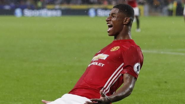 Hull City 0-1 Manchester United - BBC Sport