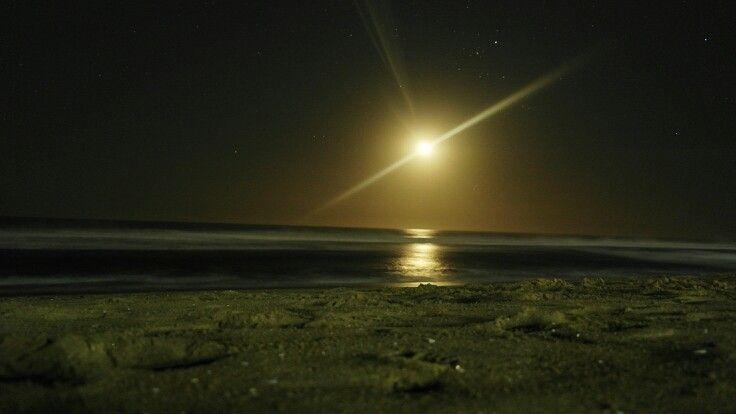Cielo. Mar. Noche...
