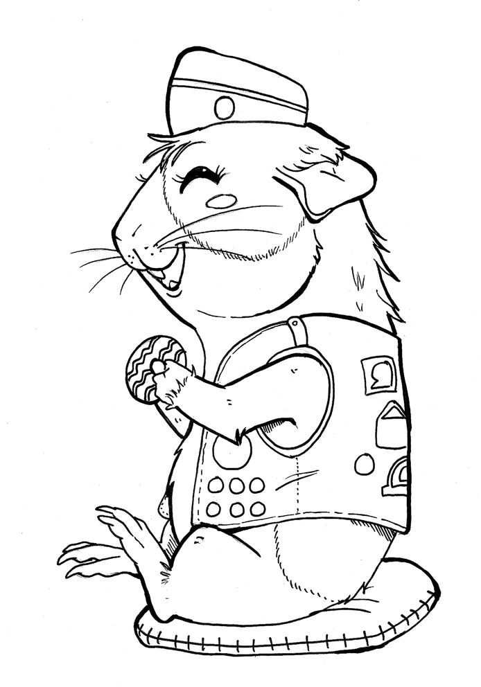 girl scout coloring pages brownie - photo#28