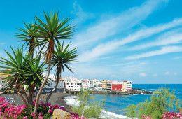 Teneriffa, die vielfältigste Insel Spaniens. #teneriffa #spanien #lastminute #hotelplan