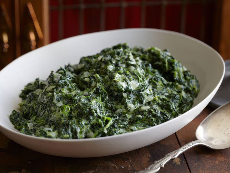 German-Style Creamed Spinach -- find original german recipes in English @Wendy Werley-Williams.mybestgermanrecipes.com