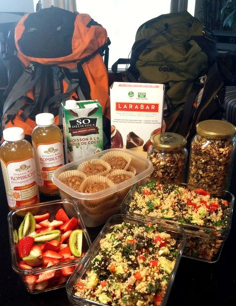 Your Healthy Guide to Road Trip Snacks and Meals!