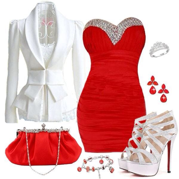I luv red..