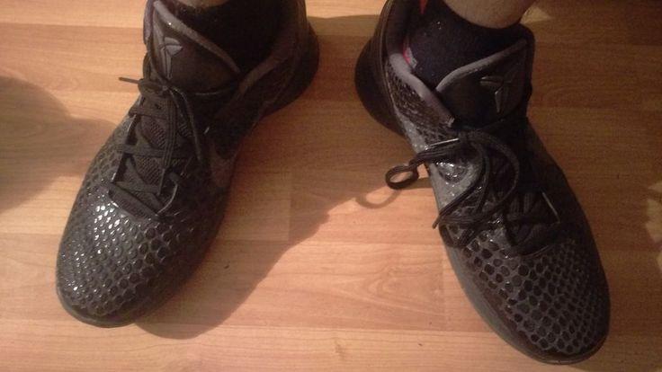 Nike Zoom Kobe VI 6 Schuhe  - Gr. 44 Basketball Sneaker . gay