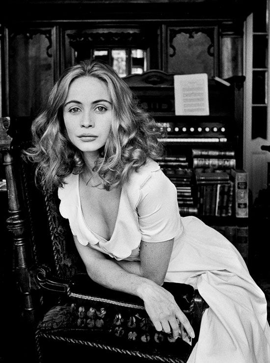 Emmanuelle Beart Berlin 1995 by Christian Schulz