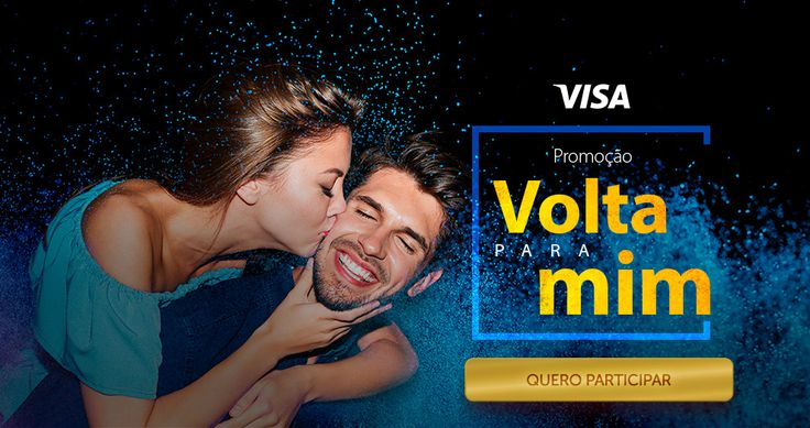 Compre com Visa e receba R$ 20 de crédito na fatura! Veja lojas participantes clicando na imagem