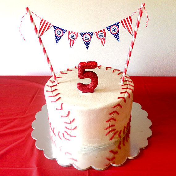 The 25 best Banner cake toppers ideas on Pinterest DIY bunting