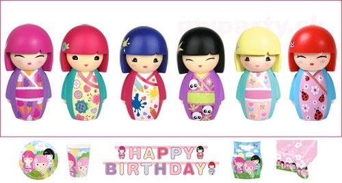Kimmi junior party, oslava narodenín