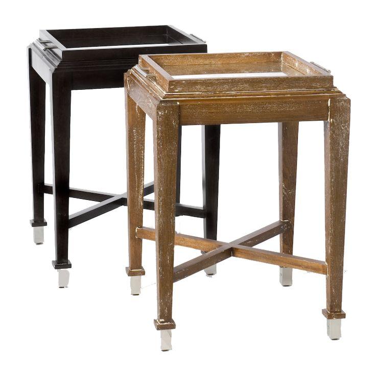 Tila Modern Industrial Black Mirror Block Coffee Table: 74 Best Table Trays Images On Pinterest