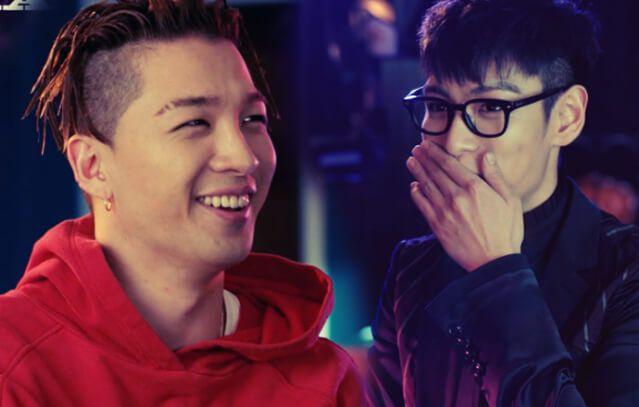 Big Bang 10. Yıl Dönümü Filmi İçin Tanıtım Videosu: T.O.P ve Taeyang