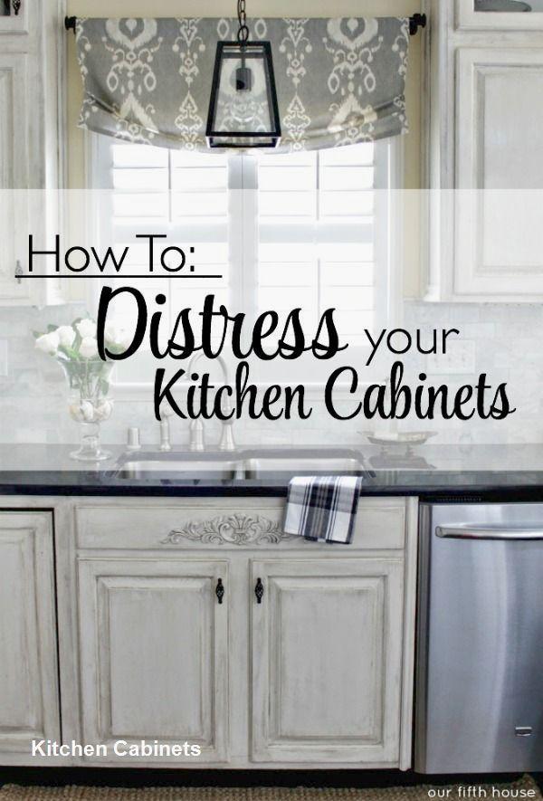 Kitchen Cabinet Designs Distressed Kitchen Cabinets Distressed Kitchen Painting Kitchen Cabinets White
