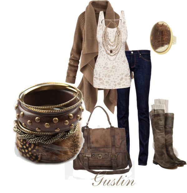 As much as I love the sun and Summer - I also love Fall and all the clothing!