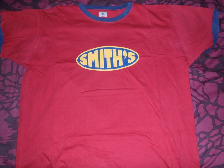 SMITH'S T-SHIRT (1996)