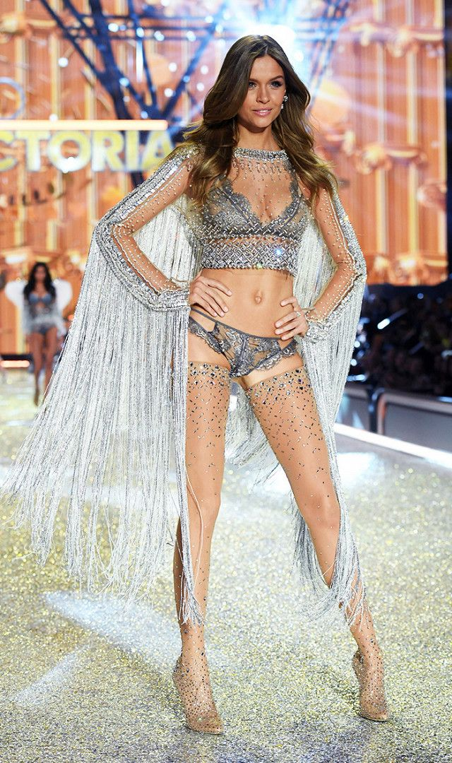 Facts and secrets I learned attending the Victoria's Secret Fashion Show.