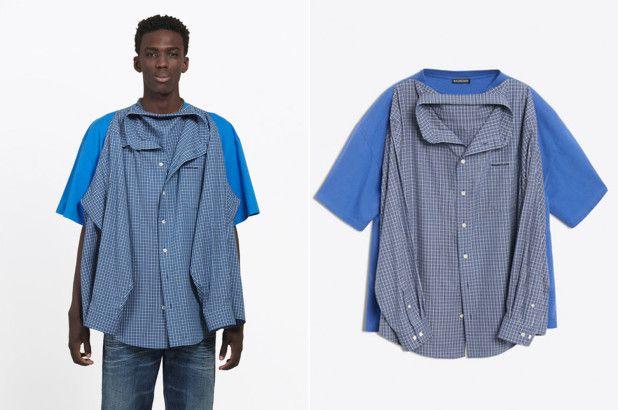 Officially...Archangel641's Blog: This ridiculous Balenciaga shirt will set you back...
