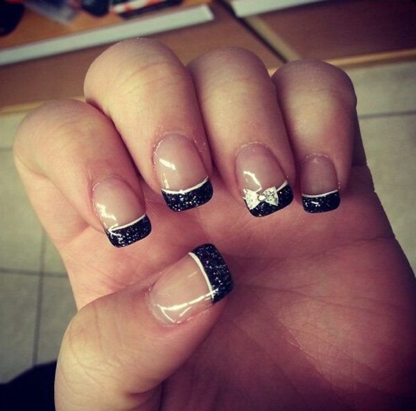 32 best Ribbons and Bows images on Pinterest | Cute nails, Nail art ...
