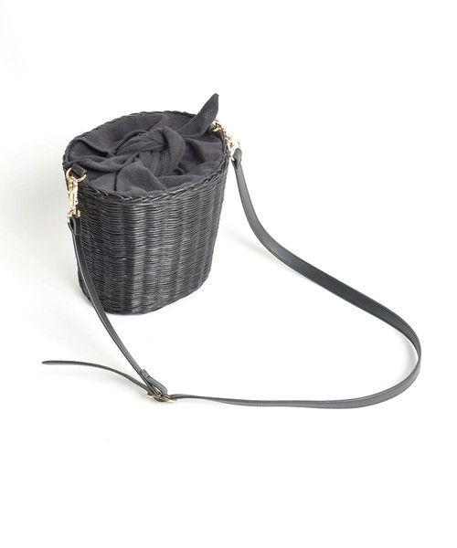 《予約》 Khaju:ラタンバケットバッグ◆(かごバッグ) Khaju(カージュ)のファッション通販 - ZOZOTOWN