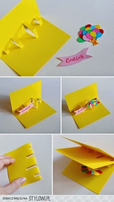 Hacer tarjeta de felicitación