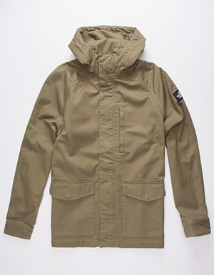 THE NORTH FACE Utility Mens Jacket Green