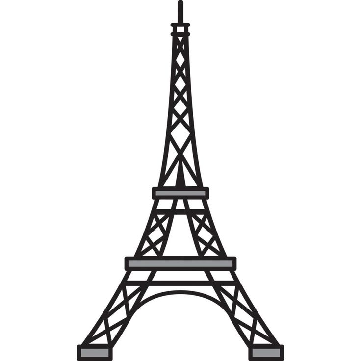 how to build the eiffel tower for a school project