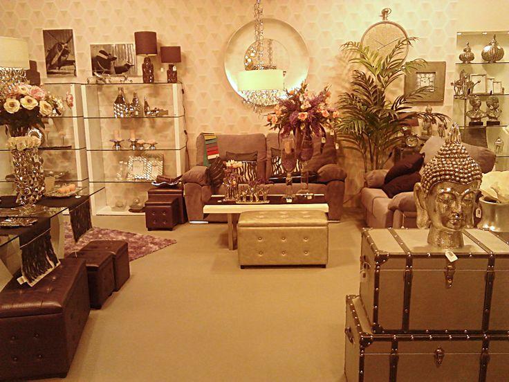 Stand novedades en decoraci n ix a feria del mueble de for Ixia muebles