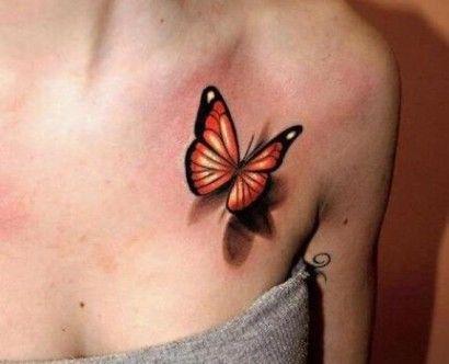 12 Tatuaggi Incredibili: Immagini Tatuate che Escono dal Corpo curiosando1.forumfree.it