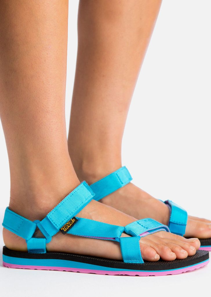 Will you wear Teva sandals this summer?